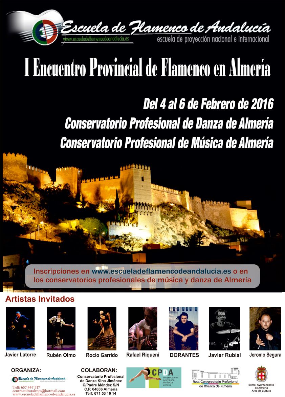 16-02-04 RCPMA+CDA I encuentro flamenco CARTEL