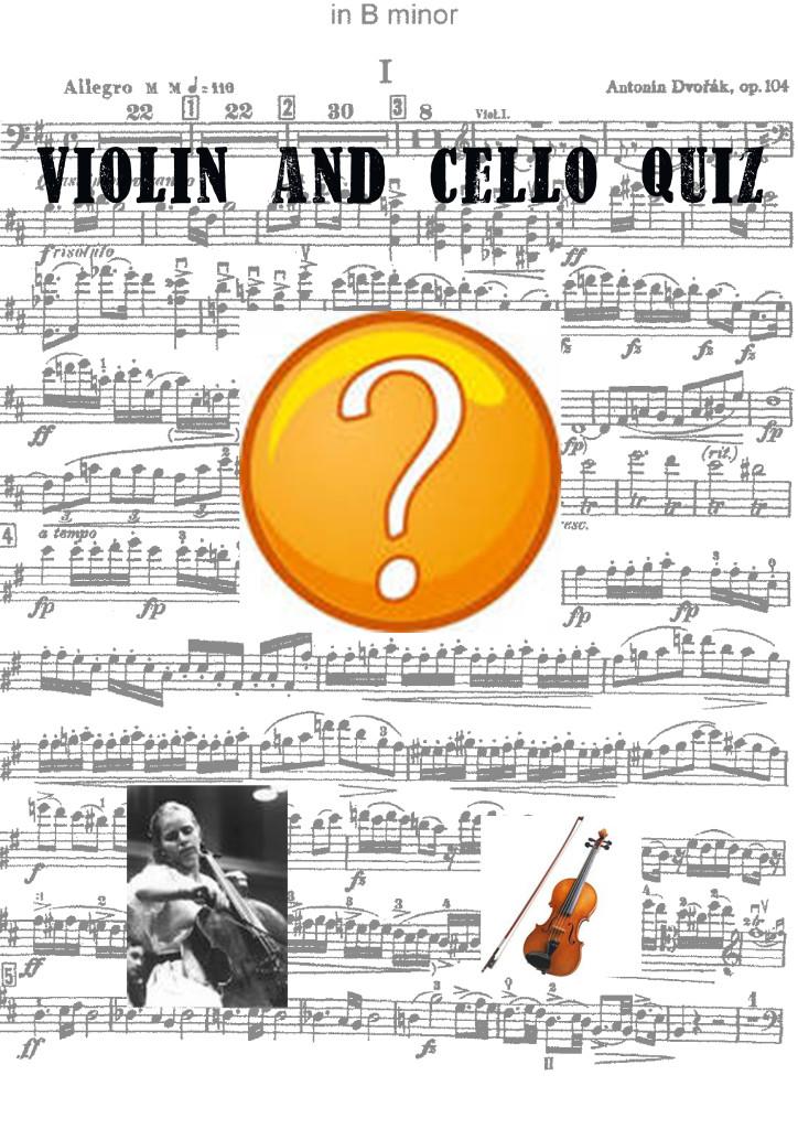 Sem Música 2016 M21 - Violin and Cello quiz