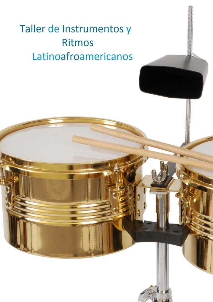 Sem Música 2016 X25-J18 - Taller ritmos latinoafroamericanos