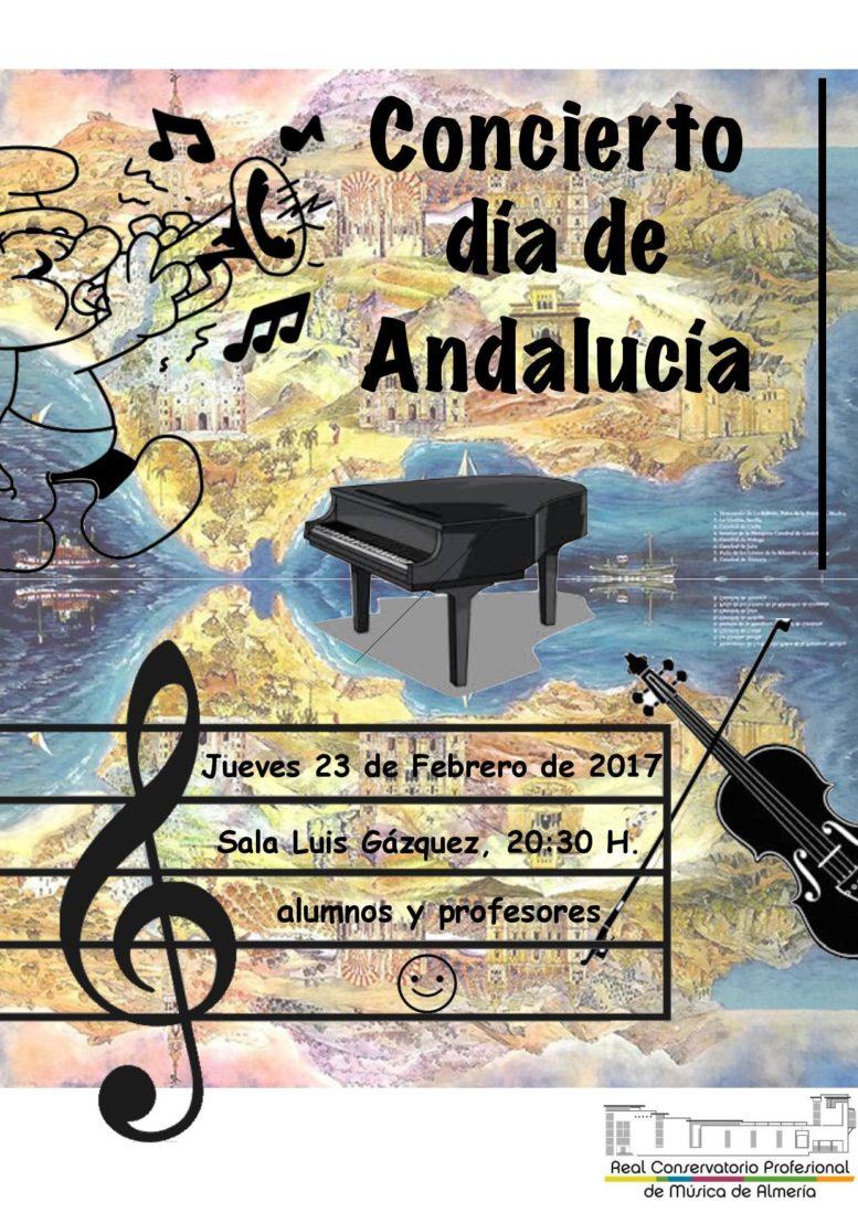 17-02-23 RCPMA concierto día de Andalucía CARTEL