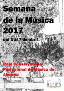 Semana de la Música 2017 @ Real Conservatorio Profesional de Música de Almería