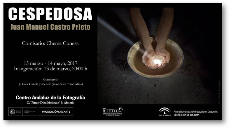 17-03-13 CAF Cespedosa JLUIS GCÍA SAXO cartel