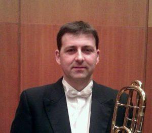 Curso de Trombón impartido por Baltasar Perelló @ Real Conservatorio Profesional de Música de Almería