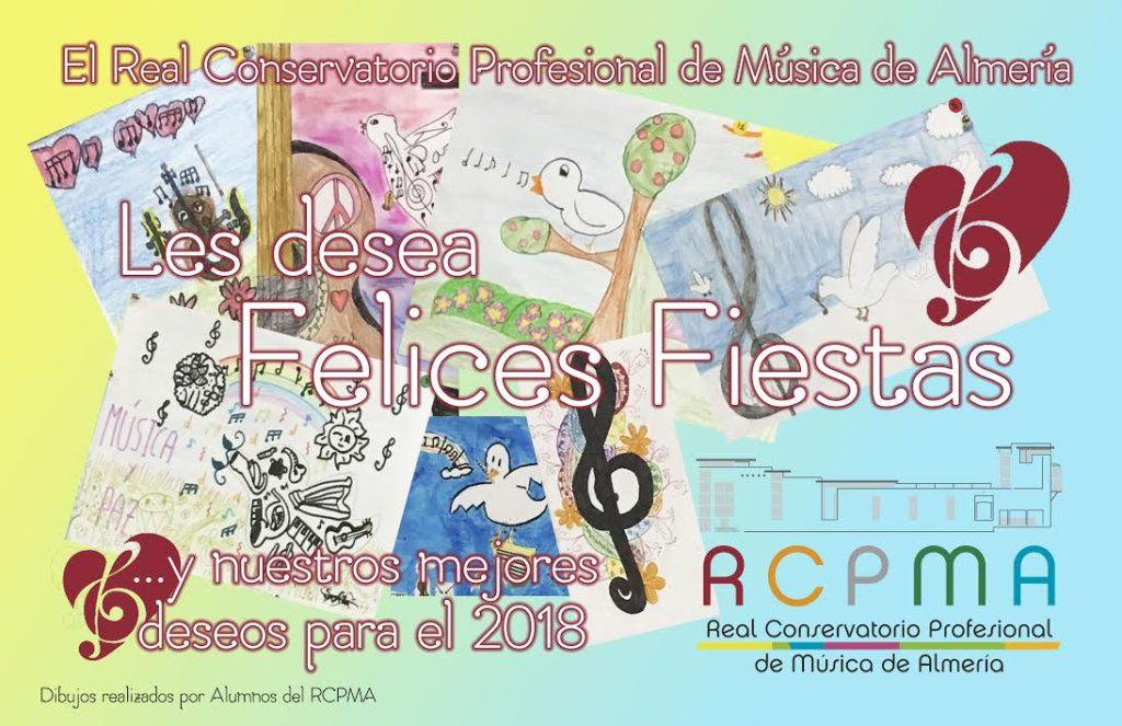 2017-18 RCPMA felicitación de navidad