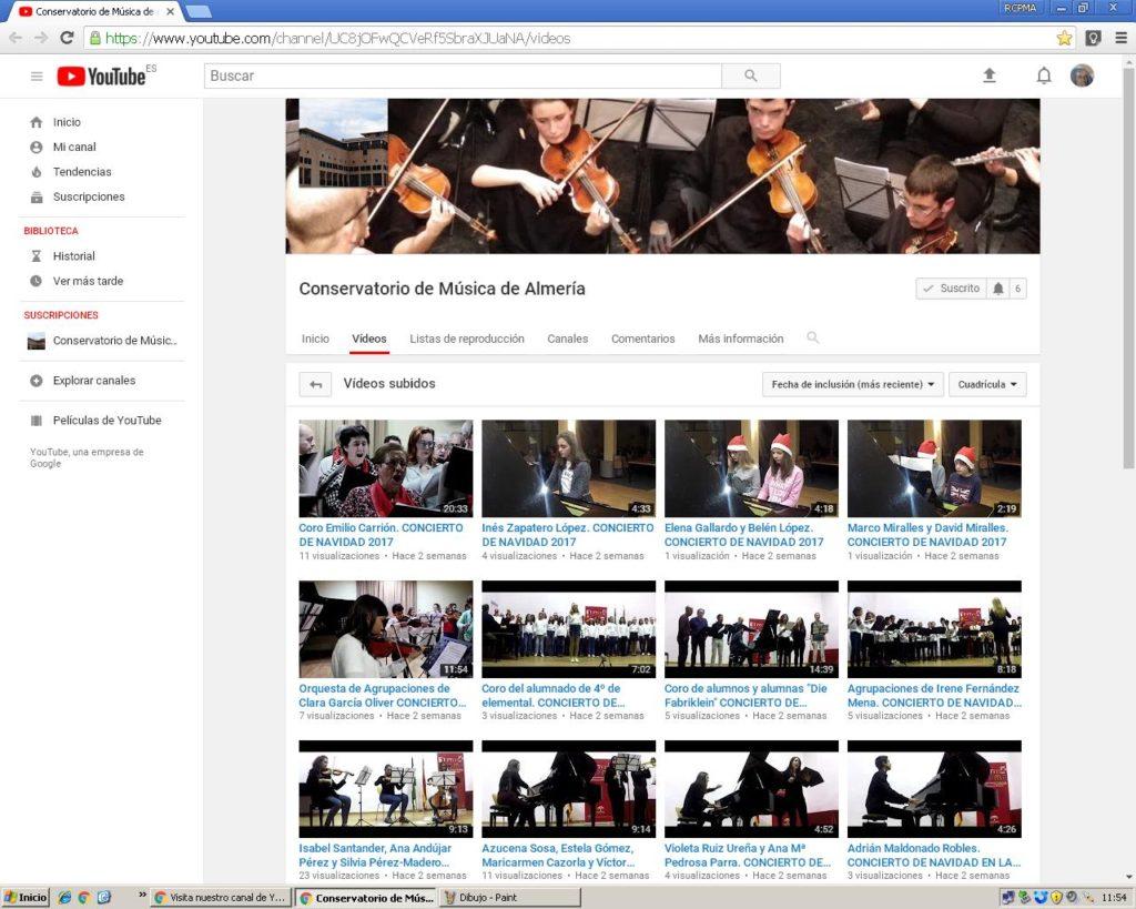 Canal Youtube RCPMA