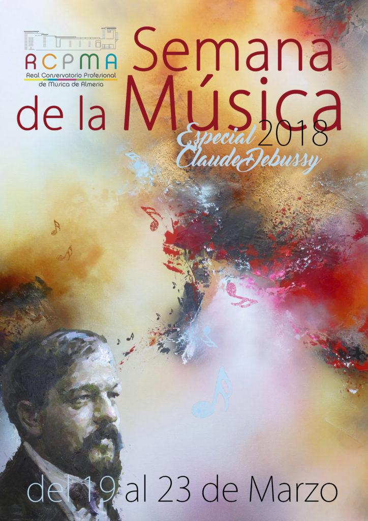 SEMANA DE LA MÚSICA 2018 @ RCPMA