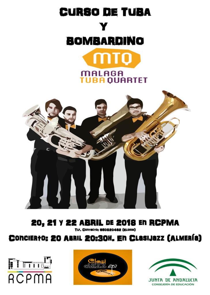 Curso de Tuba y Bombardino @ RCPMA