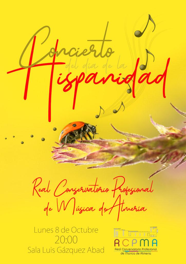Concierto por el Día de la Hispanidad @ Sala Luis Gázquez del RCPMA