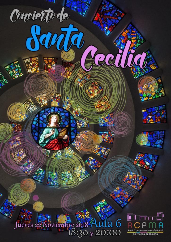 Conciertos del Día de Santa Cecilia @ Aula 6 del RCPMA
