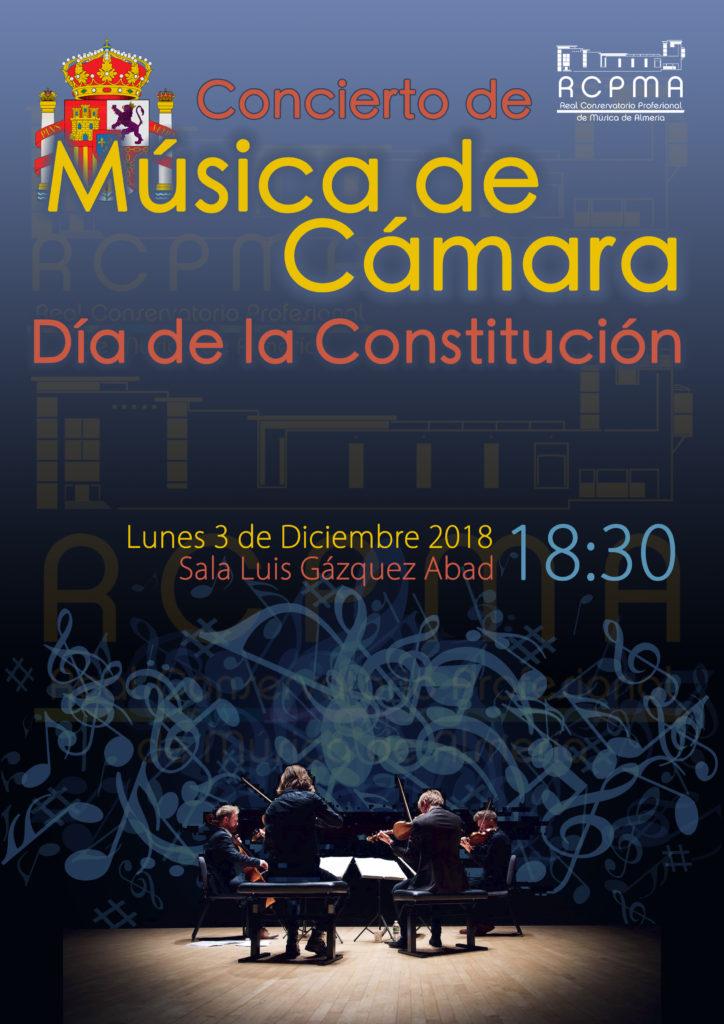 18-12-03 Concierto Constitución CARTEL