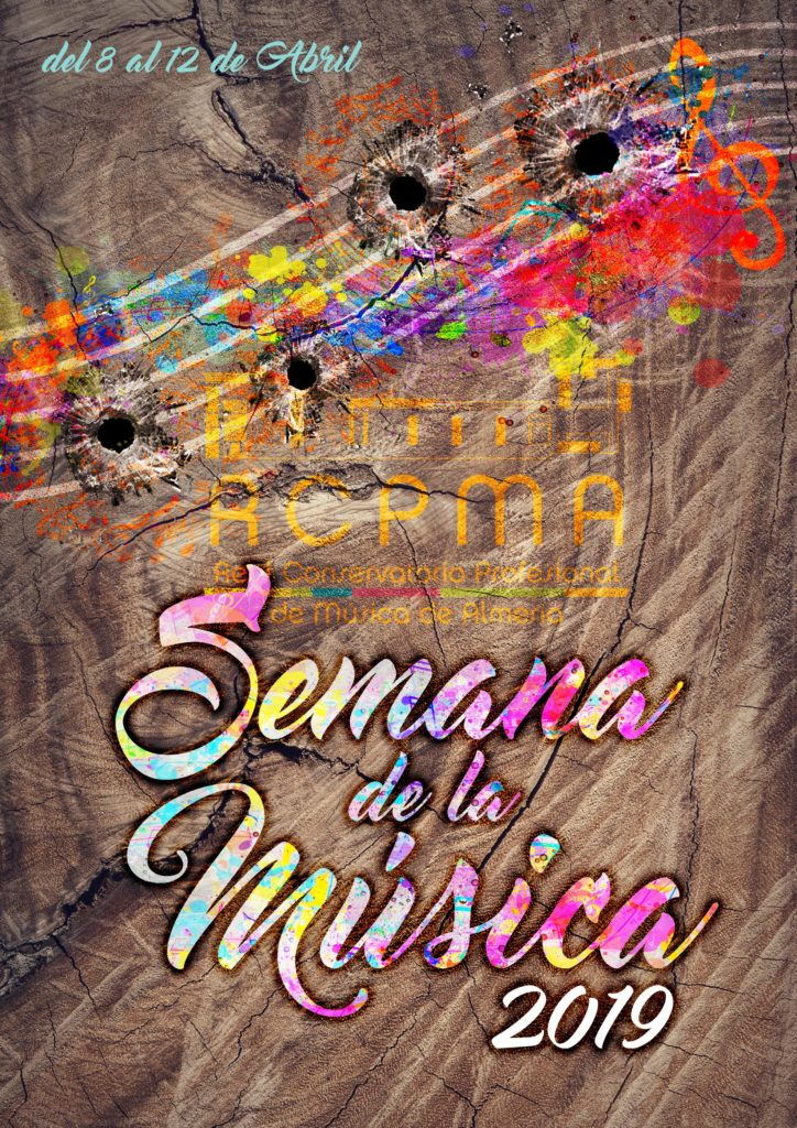 19-04-08 Semana de la Música 2019 CARTEL reducido