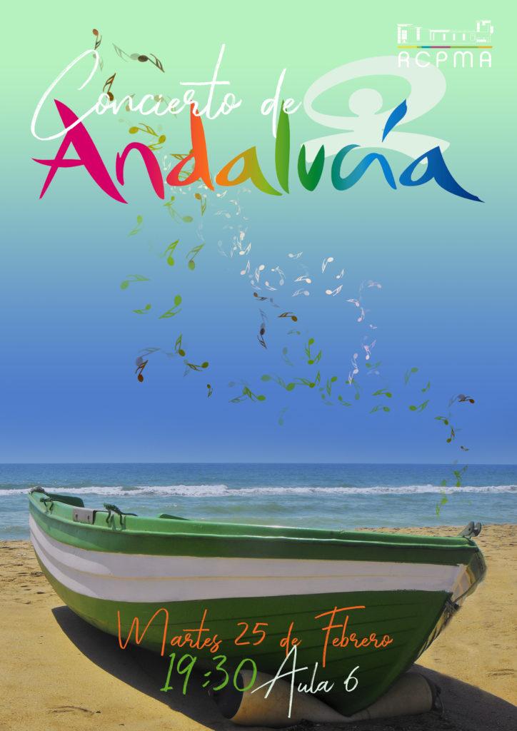 Concierto por el Día de Andalucía @ Aula 6