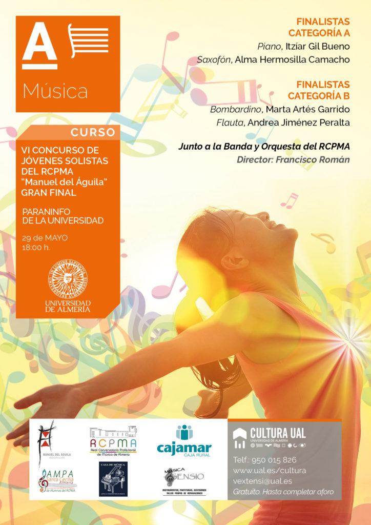 19-05-29 Concurso de Solistas 2019 Final CARTEL
