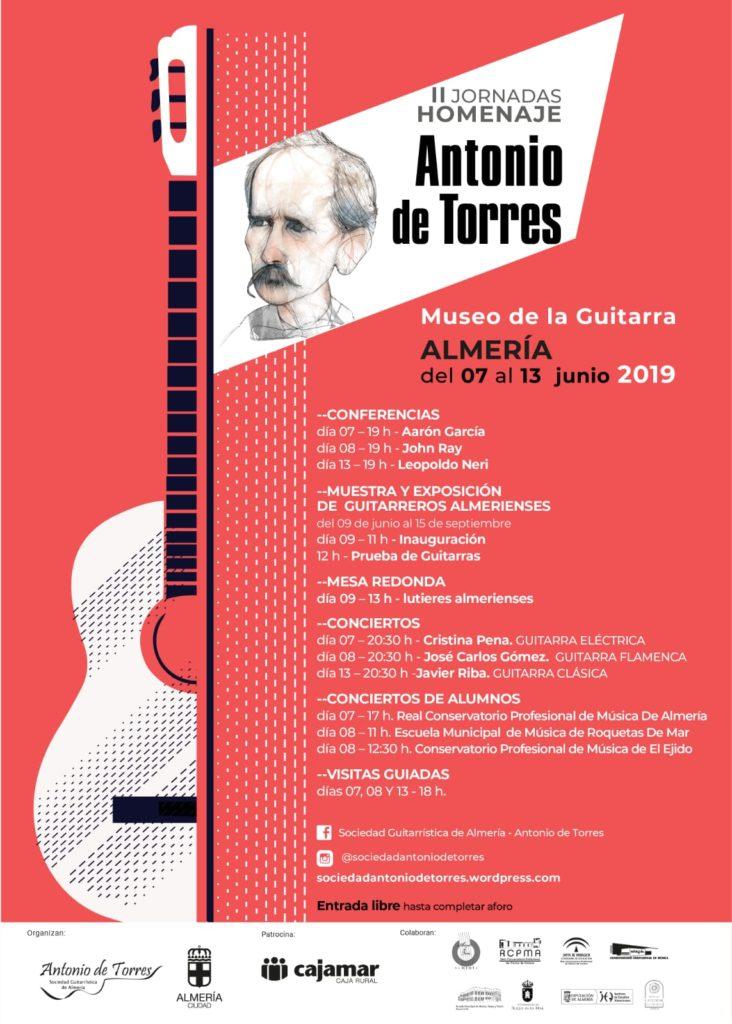 19-06-07 IIJornadas ATorres - CARTEL